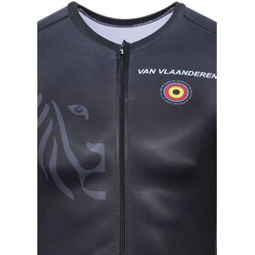 Bioracer Van Vlaanderen Speedsuit Road Race SS black